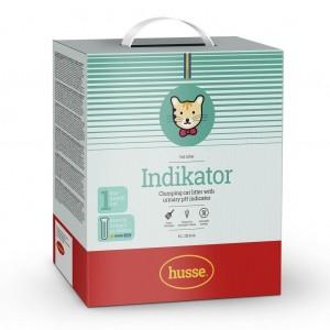 INDIKATOR (наполнитель для кошачьего туалета)