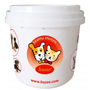 Контейнер HUSSE для хранения корма 2,5 кг