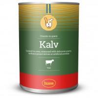 Консервы для взрослых собак KALV CHUNKS IN GRAVY