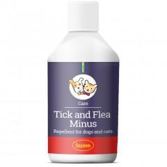 TICK AND FLEA MINUS (средство от блох и клещей)